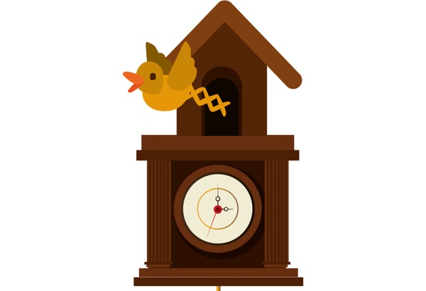On time and context: what my grandmother's cuckoo clock can teach us