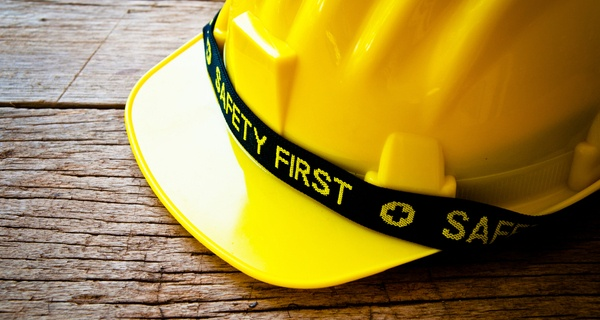 'Safety first:' is that the message you convey?